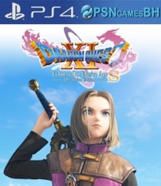 DRAGON QUEST XI S: Echoes of an Elusive Age Secundaria PS4