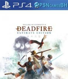 Pillars of Eternity II: Deadfire - Ultimate Edition VIP PS4