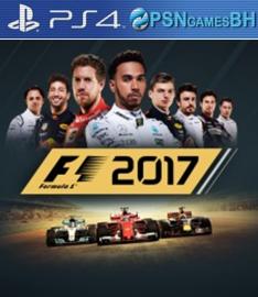 F1 2017 VIP PS4