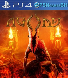 Agony Secundaria PS4