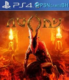 Agony Secundaria PS4
