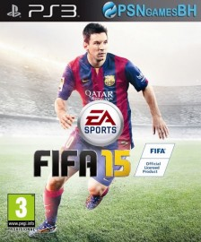 Fifa 15 PT-BR PSN PS3