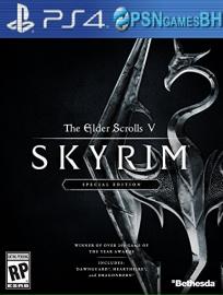 The Elder Scrolls V: Skyrim Special Edition VIP PS4