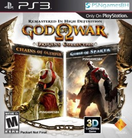 God Of War Origins (GOW) PSN