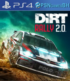 DiRT Rally 2.0 VIP PS4
