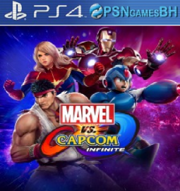 Marvel vs Capcom: Infinite SECUNDARIA PS4