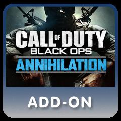 Add-on Annihilation regiao 1