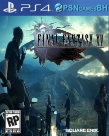FINAL FANTASY XV SECUNDARIA PSN PS4