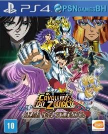 Cavaleiros do Zodíaco: Alma Dos Soldados VIP PS4