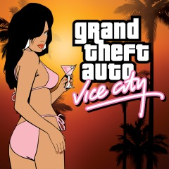 Grand Theft Auto: Vice City (PS2 Classic) PSN PS3
