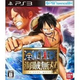 One Piece: Pirate Warriors PSN