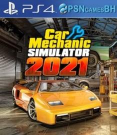 Car Mechanic Simulator 2021 Secundaria PS4