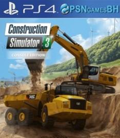 Construction Simulator 3 VIP PS4
