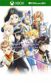 Tales of Vesperia XBOX One