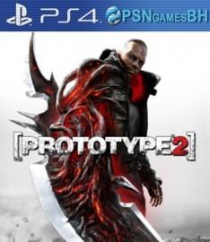 Prototype 2 VIP PS4