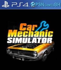Car Mechanic Simulator VIP PS4