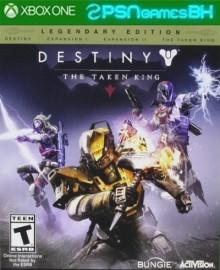 Destiny O Rei dos Possuídos  Xbox One