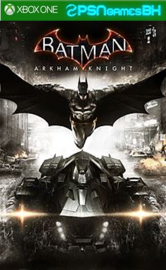 Batman Arkham Knigh XBOX One