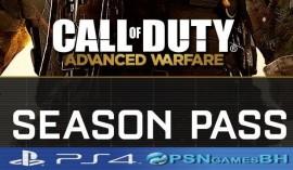 Season Pass Call of Duty Advanced Warfare VIP PS4 PSN