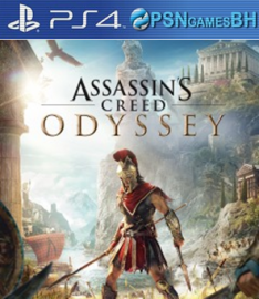 Assassin's Creed Odyssey Secundaria PS4