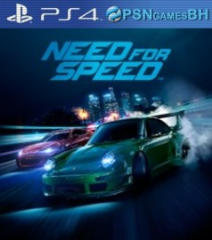 Need for Speed  SECUNDARIA PSN PS4