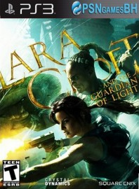 Lara Croft and the Guardian of Light PSN