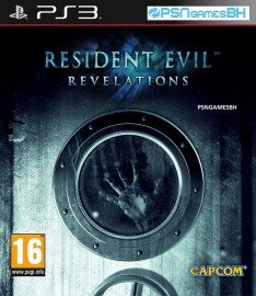 Resident Evil Revelations PSN PS3