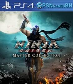 NINJA GAIDEN: Master Collection VIP PS4