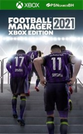 Football Manager 2021 XBOX One e SERIES X|S