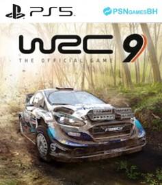 WRC 9 FIA World Rally Championship PS4|PS5