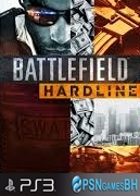 Battlefield Hardline PSN PS3
