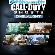 DLC Onslaught PS3