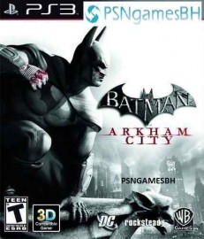 Batman Arkham City Portugues PSN PS3