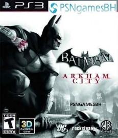 Batman Arkham City Portugues PSN