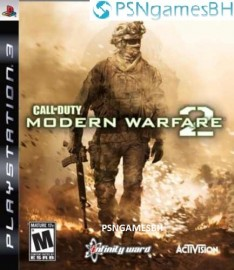 Call of Duty Modern Warfare 2 PSN PS3