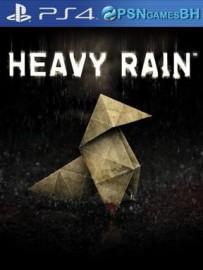 Heavy Rain Secundaria PS4