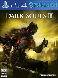 DARK SOULS 3 PSN PS4 CONTA SECUNDARIA