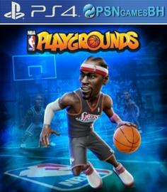 NBA Playgrounds VIP PS4