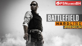 Premium Battlefield Hardline PSN PS4