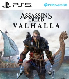 Assassins Creed Valhalla Secundaria PS4|PS5