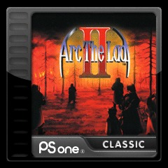 Arc the Lad II (PSOne Classic) PSN PS3