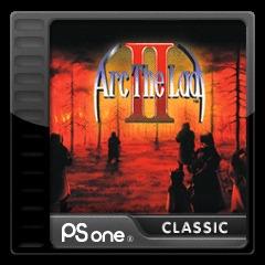 Arc the Lad II (PSOne Classic) PSN PS3