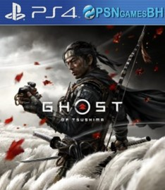 Ghost of Tsushima Secundaria PS4