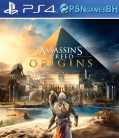 Assassins Creed Origins Secundaria PS4