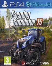 Farming Simulator 15 VIP PSN PS4