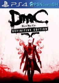 DmC Devil May Cry: Definitive Edition VIP PSN PS4