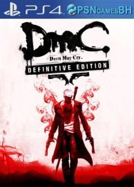 DmC Devil May Cry: Definitive Edition VIP PSN PS4