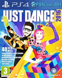 Just Dance 2016 PSN PS4 CONTA SECUNDARIA