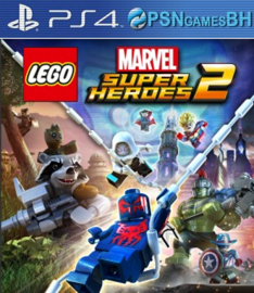 LEGO Marvel Super Heroes 2 VIP PS4