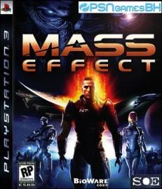Mass Effect PSN